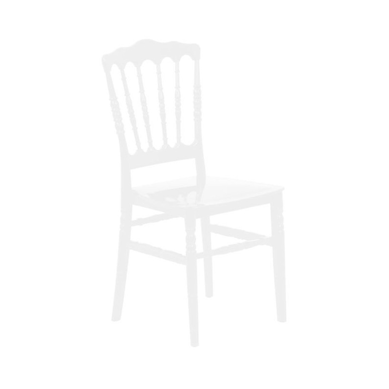 Granada Garden Chairs in White