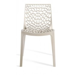 Latico chair in White