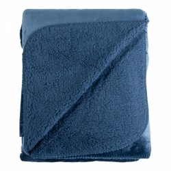 An image of Maya Soft Fleece Throw
