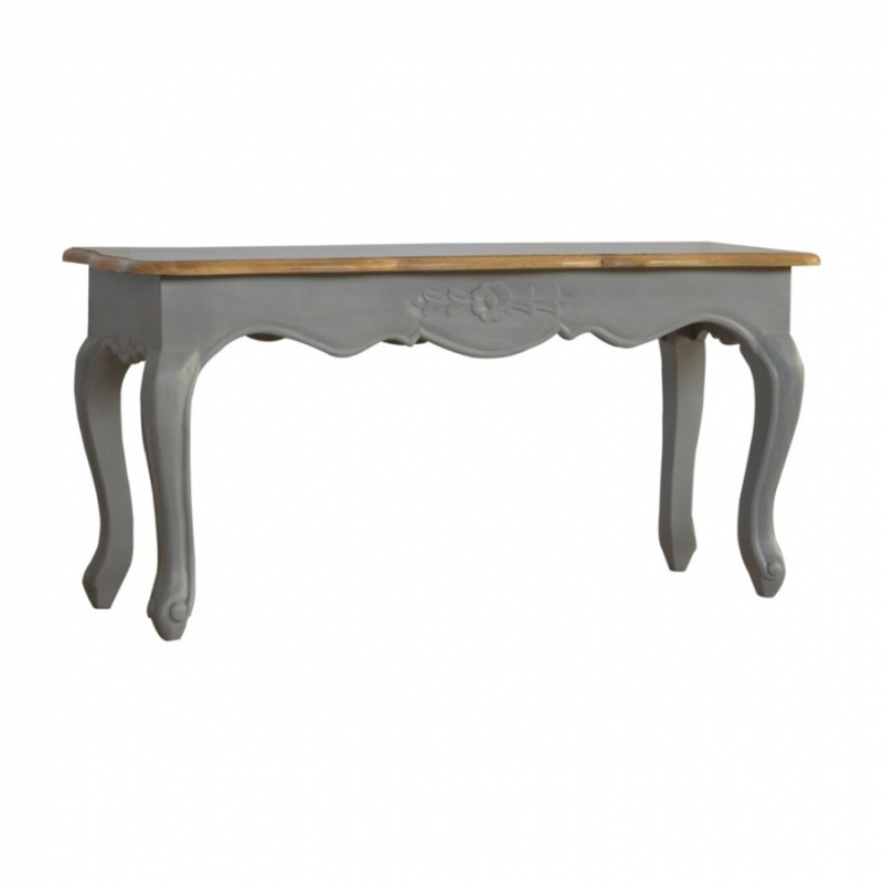 Binoche French style Bench Front view