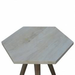 Hexagon table top