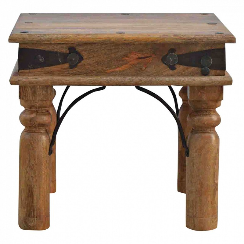 Leigh Country Style Coffee Table Full View