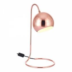 Modern Metal Desk Lamps -Copper