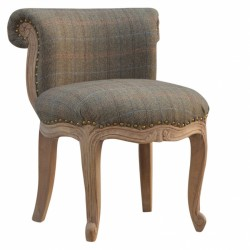 Cappa Petite French Style Chair Angle