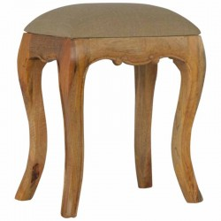 Cappa Chantilly stool with seat pad Angle Right