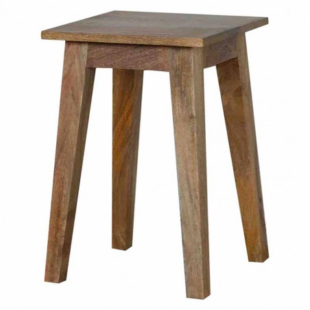 Cappa Nordic Style Stool Left Angle