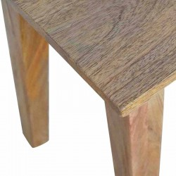Cappa Nordic Style Stool Top Angle Detail