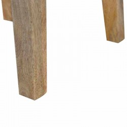 Cappa Nordic Style Stool Legs Detail