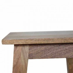Cappa Nordic Style Stool Front Detail