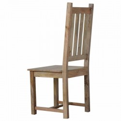 Cappa Country Chair Set Of 2 Back Angle