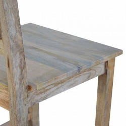 Cappa Country Chair Set Of 2 Seat