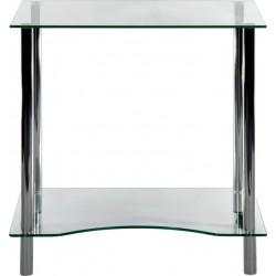 Glass Workstation front