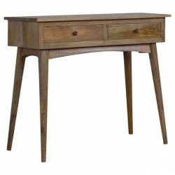 Cappa Hallway Console Table Left Angle