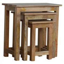 Cappa Country Stool Set Left Angle