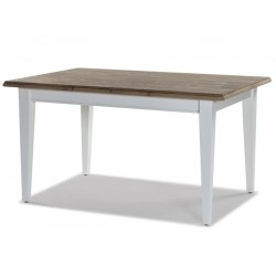 solid wood 140cm dining table
