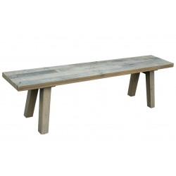 large pine dining bench