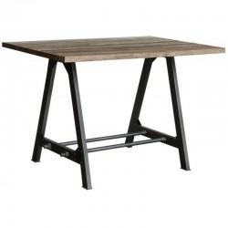 stylish iron table