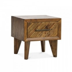 Side Table - Reclaimed Wood