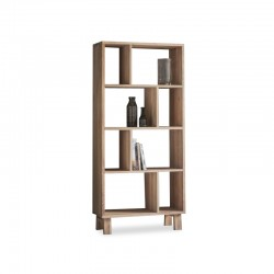 Bramwell Modern Open Shelf Unit