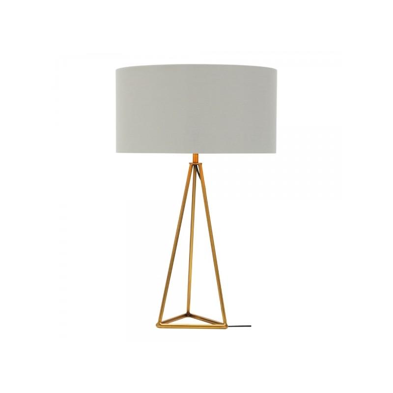 Tripod Geometric Metal Table Lamp Minden