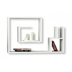 Caracol Floating Wall Shelf