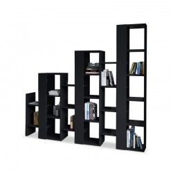 Ascensor Dividir Bookcase