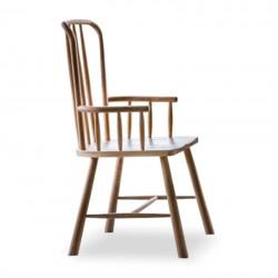 Aspen Oak Wood Dining Chair