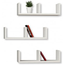 Modelo Floating Wall Shelf