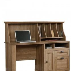 Woolacombe Scribed Oak Storage Desk II