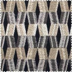 Tub chair grey fabric