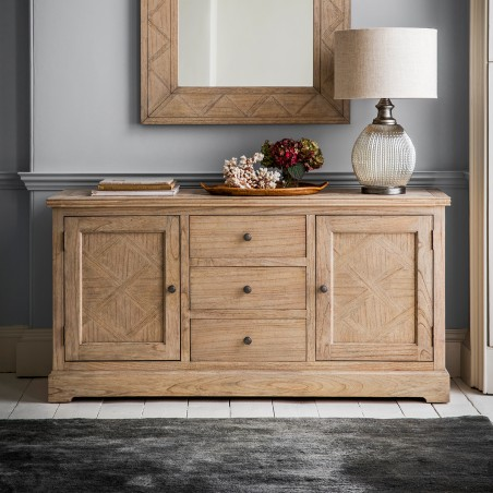 Large sideboard front view