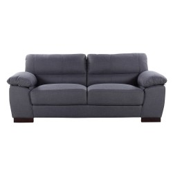 Kitley 3 Seater Sofa ash front view