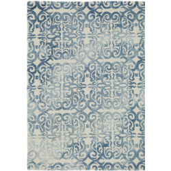 Selby Patchwork Rug, Top
