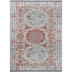 Bella Patchwork Rug, Top
