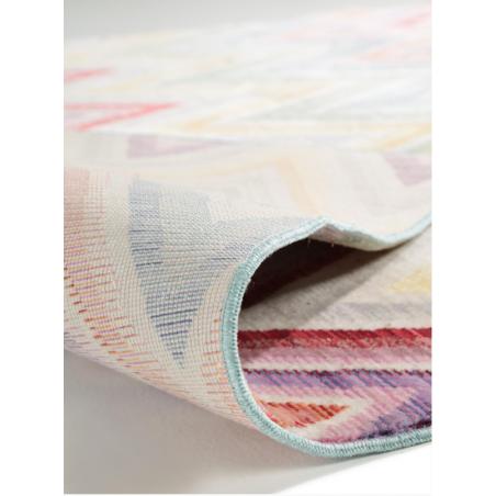 Navaeh Multi-colour Rug, Detail