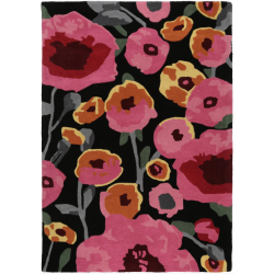 Rosie Floral Rug, Top