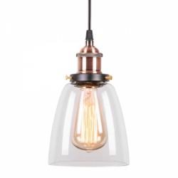 Glass  Pendant Lights  Beaker Detail