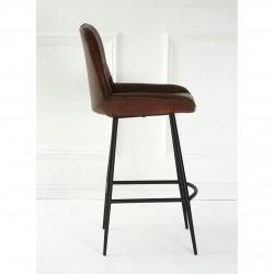 Roswell Bar Stool side view