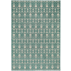 Moura Ornamental Rug, Top