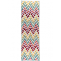 Morella Chevron Runner, top