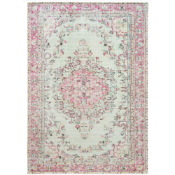 Daisy Vintage/Patchwork Rug, top