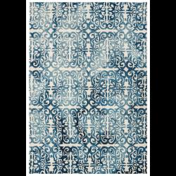 Charlef Fresco Rug -Blue 2