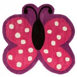 Flutter Butterfly Rug