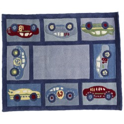 Richie's Racing Car Rug