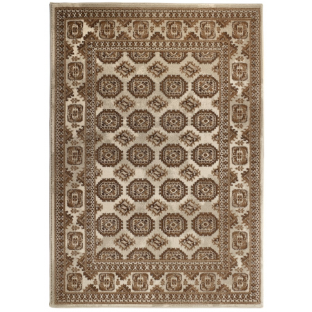 Rohan Pattern Rug, natural - top view