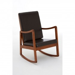 Batavia Rocking Chair, front angled view