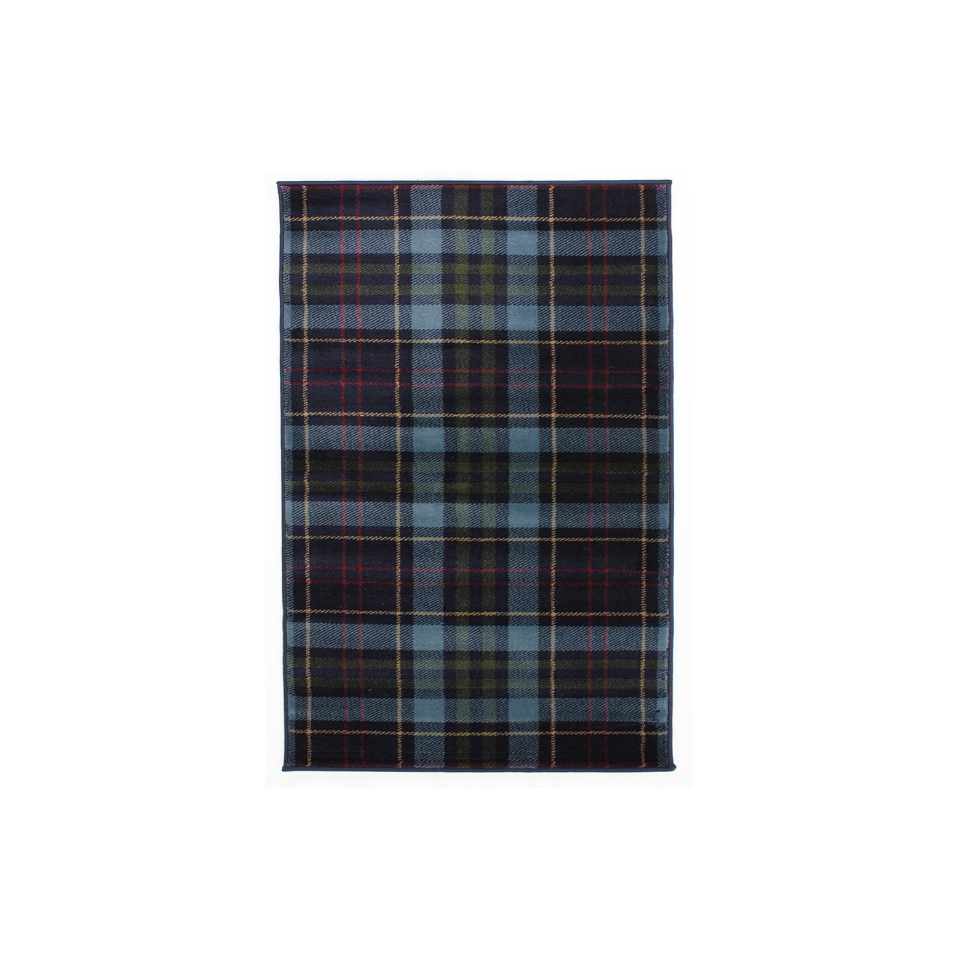 Tartan Check Rug Stirling
