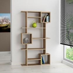 An image of Arbol Bookcase Oak