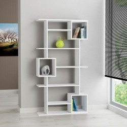 An image of Arbol Bookcase White
