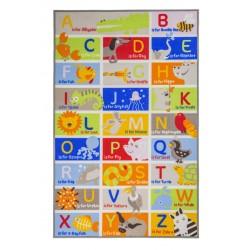 Leo's Alphabet Play Rug